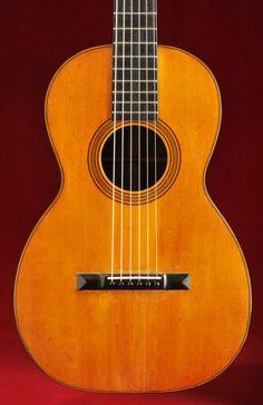 1869-1887 Martin 1-28 guitar