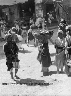 بائعة الخبز في اسواق بغداد الجميله بغداد السلام