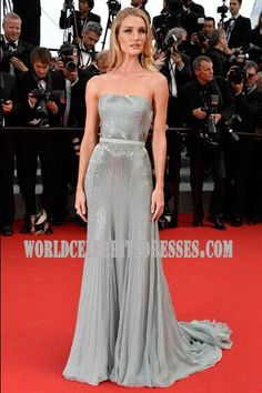 Rosie Huntington-Whiteley Silver Strapless Prom Gown Red Carpet Gown the 67th Annual Cannes Film Festival http://www.worldcelebritydresses.com/rosie-huntington-whiteley-silver-strapless-prom-gown-red-carpet-gown-the-67th-annual-cannes-film-festival.html