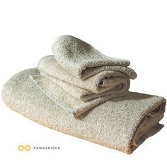 Organic Hemp Terry Towel Sweatshop-free