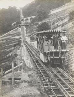 1990s, Railroad Tracks, Trains, Day, Train, Train Tracks