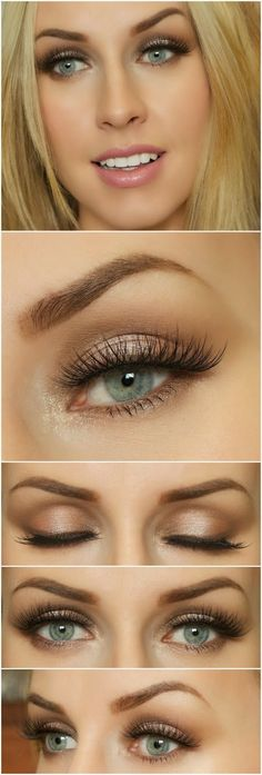 Create a Perfect Metallic Smoky Eye in 3 Minutes