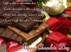 Best Happy Chocolate Day 2016 Quotes and Whatsapp Status