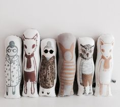 Naked Lunge's MAKE A DOLL WORKSHOP AT SMUG (Camden, London) - these guys are geniuses