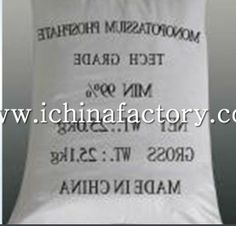 Monopotassium Phosphate MKP Tech. Grade