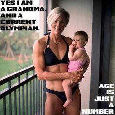 age is BUT a number!