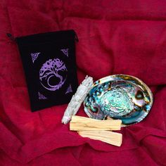 Sacred Clearing Set by OakGroveEmporium on Etsy
