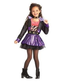 clawdeen wolf monster high costume monster high monsters and costumes - Clawdeen Wolf Halloween Costume