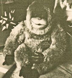 Tonga Orangutan Craft Pattern Plush Toy Stuffed Animal Needlecraft for Today Pattern, UNCUT by TheOldLeaf on Etsy