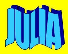 JULIA, UN NOME BELLISSIMO CHE INDICA QUALCOSA DI PARTICOLARE Ogi parliamo de nome Julia ma non di quello in versione italiana e cioè Giulia. Certo la differenza è minima e si tratta soltanto di una lettera, di una consonante iniziale ma intanto questo nome è stato adottato anche da molte persone in Italia perchè la sua sonosità e scrittura sono molto magnetiche e apprezzate. Ma cosa significa il nome Julia, da quale vocabolo antico proviene e quale la sua  #julia #nomi #