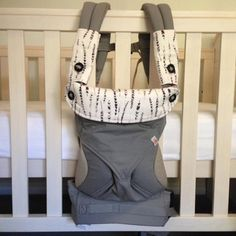 Ergo 360 and Adapt Suck Pads and Dribble bib by Muffyduckdesign