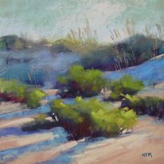 How to Create a More Successful Underpainting, painting by artist Karen Margulis