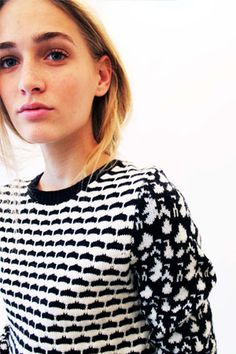 Our new knit wear line: Shae!