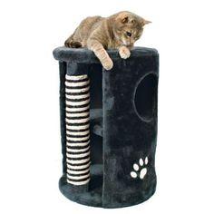 64.47 € ❤ #Soldes #TRIXIE #Cat Tower pour #chat Hauteur 58 cm anthracite peluche et sisal naturel ➡ https://ad.zanox.com/ppc/?28290640C84663587&ulp=[[http://www.cdiscount.com/animalerie/chats/trixie-cat-tower-pour-chat-hauteur-58-cm-anthracit/f-1621110-tri4011905043364.html?refer=zanoxpb&cid=affil&cm_mmc=zanoxpb-_-userid]]