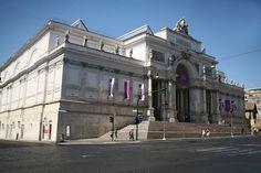 Palazzo delle Esposizione 1878-82 Pio Piacentini