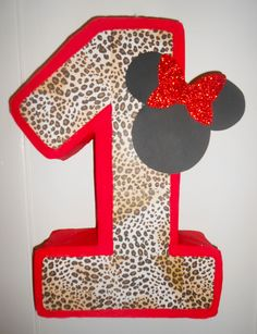 Minnie mouse Pinata. 1st birthday minnie mouse. by aldimyshop, $25.00