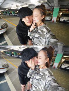 Ulzzang cute couple