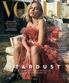 Margot Robbie for Vogue Australia - December 2017