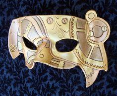 FullSteam Leather Mask