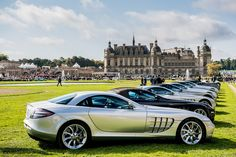 Unatkozó milliomosók – avagy Mercedes SLR Klub alakuló gyűlés