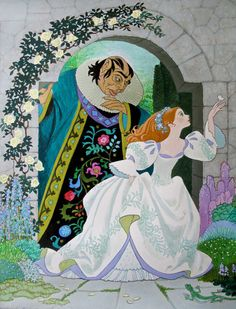 """""""Beauty and the Beast"""" by Sheilah Beckett"""