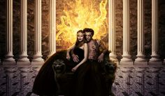 Persephone and Hades; the Goddess and God of the Underworld