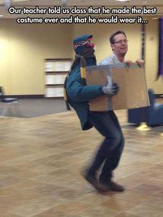 Best costume ever   http://ift.tt/1SNjPWb via /r/funny http://ift.tt/1qrQ8R4  funny pictures