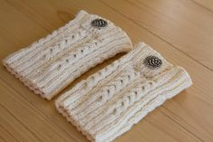 Sexy Boot Topper Knitting Pattern