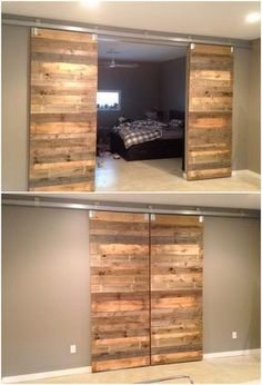Wood Recycled Pallet Door Ideas # Recycled # Wood # Ideas # Pale… – Wood DIY Ideas – diy home decor wood Wooden Pallet Projects, Diy Pallet Furniture, Wooden Pallets, Wooden Diy, Pallet Ideas, Diy Wood, Furniture Ideas, Pallet Chairs, Lawn Furniture