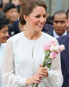 Kate Middleton Hats, Ruffle Blouse, Tops, Women, Fashion, Moda, Fashion Styles, Fashion Illustrations, Woman