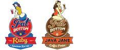 Fat Botom Flavor Logos