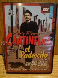 EL PADRECITO. CON ÁNGEL CARASA. DVD / MANGA FILMS / CALIDAD LUJO