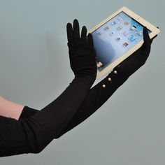 lostvalues — CUSTOMISED Iphone/Ipad GLOVES