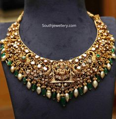 Indian Jewellery Designs - Page 7 of 1780 - Latest Indian Jewellery Designs 2020 ~ 22 Carat Gold Jewellery one gram gold Gold Temple Jewellery, Gold Jewellery Design, Gold Jewelry, Jewelery, Latest Gold Jewellery, Trendy Jewelry, Diamond Jewellery, Antique Jewelry, Gold Earrings Designs