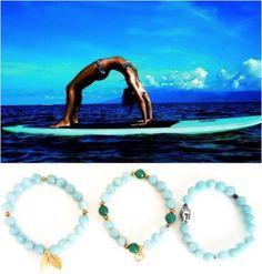 Balance via Jai! Jewellery. Click on the image to see more! Yoga Armband, Dream Photography, Gemstone Bracelets, Summer Beach, Change, Jewellery, Gemstones, World, Surfing