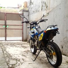 Bottom #supermoto #kawasaki #klx #husaberg