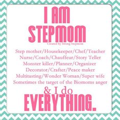 And much more! :) I'm both of my kids #1 fan and supporter in everything they do