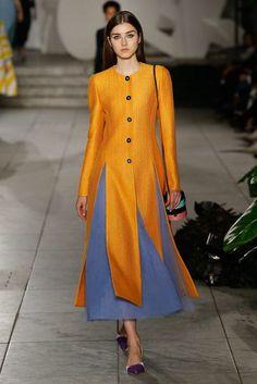 Carolina Herrera Spring/Summer 2018 Ready To Wear   British Vogue
