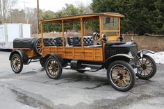 1923 Ford Model T Depot Hack With Matching Trailer ★。☆。JpM ENTERTAINMENT ☆。★。