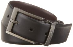 Kenneth Cole REACTION Mens Reversible Feather Edge Belt BlackBrown 34 *** You can find out more details at the link of the image.
