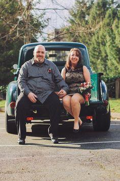 Rya Pie: Amy & Brent's Valentine's Wedding