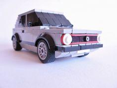 LEGO VW Golf GTi Mk 1