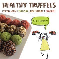 Healthy truffels