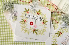 Homespun with Heart: Love Lives Here for the Holidays...