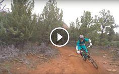Watch: Flowing the Chuck Wagon Trail, Sedona, AZ.