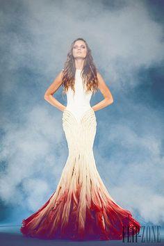 Jean Louis Sabaji Fall-Winter 2013-2014 - Haute couture