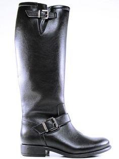 Will's Vegan Shop - Schnalle Kniehohe Stiefel Damen - - Black Knee Length Boots, Knee High Boots, Black Boots, Vegan Leather Jacket, Leather Boots, Vegetarian Shoes, Vegan Vegetarian, Vegan Boots, Vegan Fashion