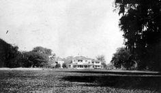 House at Live Oak Plantation - Leon County, Florida (1927)