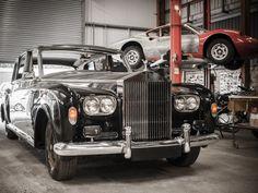 #BMoved 1986 Rolls-Royce Phantom