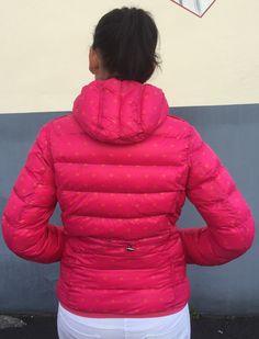 Jacken/ Westen : Bludeise Damen Wendejacke pink